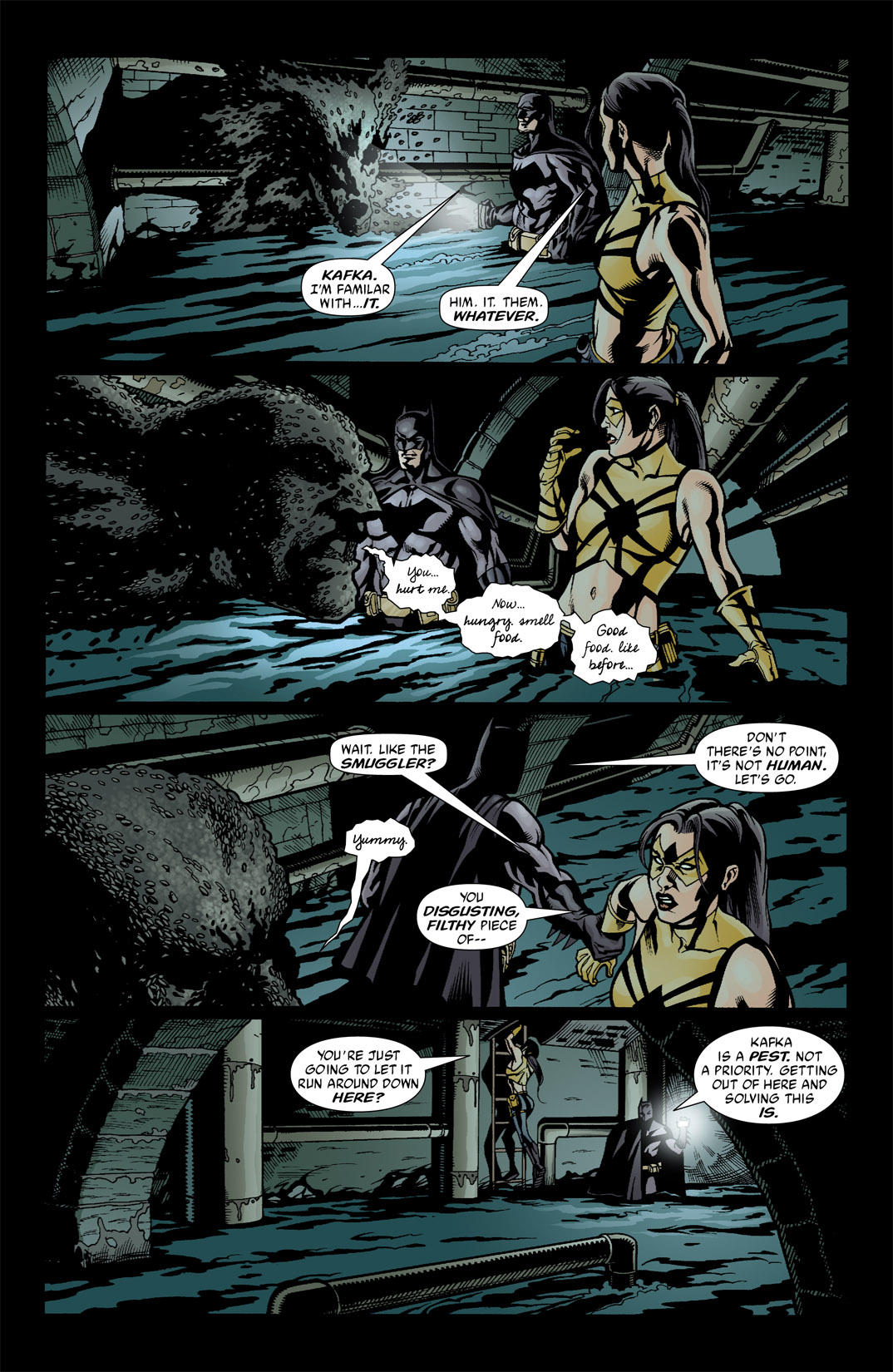 Detective Comics (1937) 795 Page 12