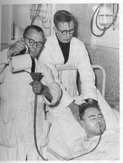metoda pengobatan sadis yaitu membuat pasien menjadi koma