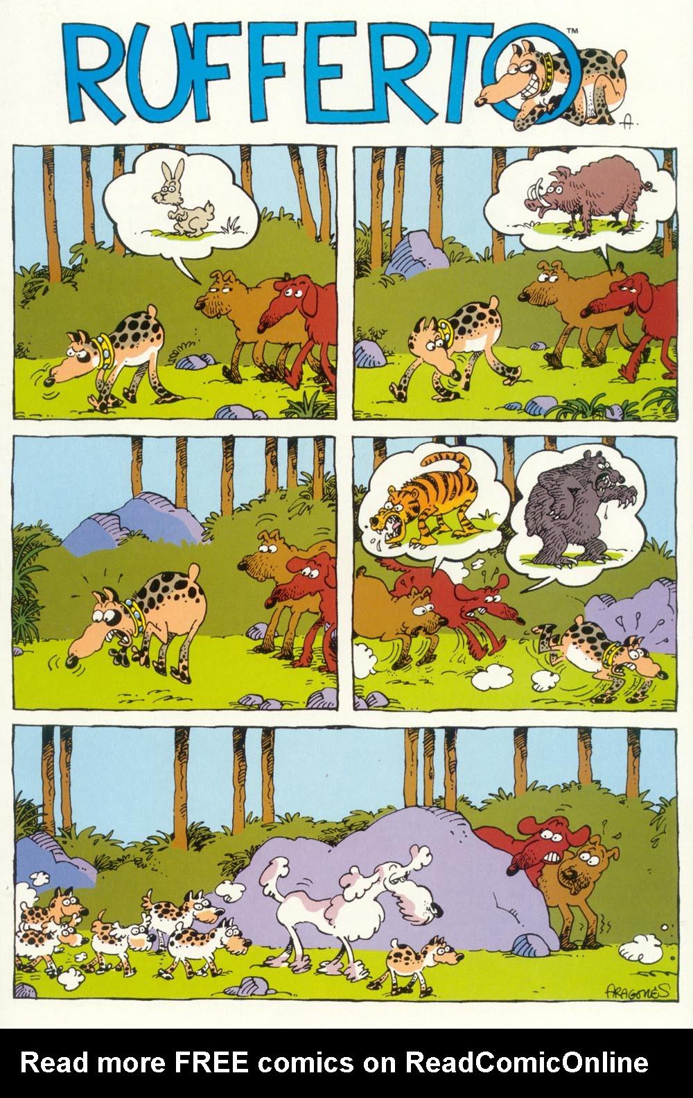 Read online Sergio Aragonés Groo the Wanderer comic -  Issue #113 - 34
