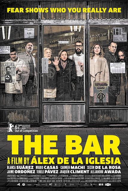 The Bar (2017) ταινιες online seires xrysoi greek subs