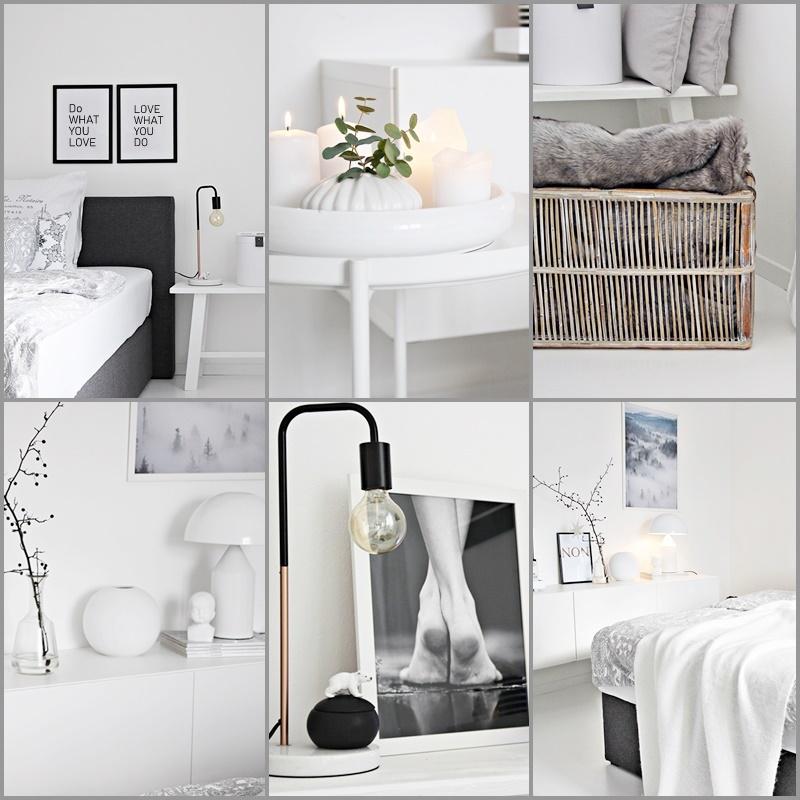 Live simply... Mein Schlafzimmer im neuen Look - Mit Liebe zum Detail