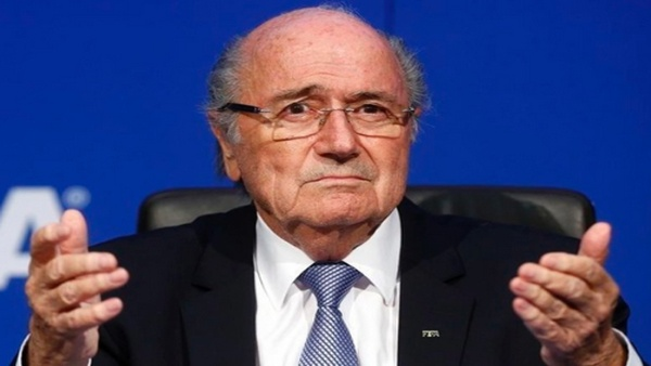 Seis años de suspensión para Blatter, TAS rechazó apelación