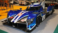LMP1 Manor Ginetta WEC