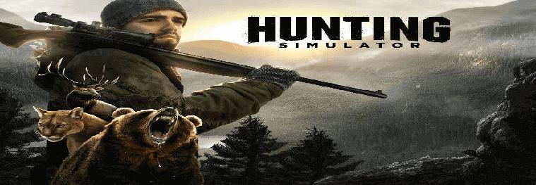 تحميل لعبة الصيد Hunting Simulator برابط مباشر للكمبيوتر مجانا