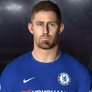 PES 2017 Faces Gary Cahill by Facemaker Ahmed El Shenawy