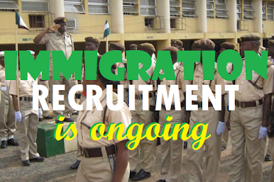 Nigerian Immigration Service Recruitment Online Guide & Application