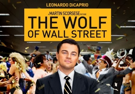 THE WOLF OF WALL STREET nominated for 5 Academy Awards including Best Adapted Screenplay