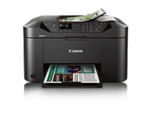 Canon MAXIFY MB2010 Driver and Manual Download
