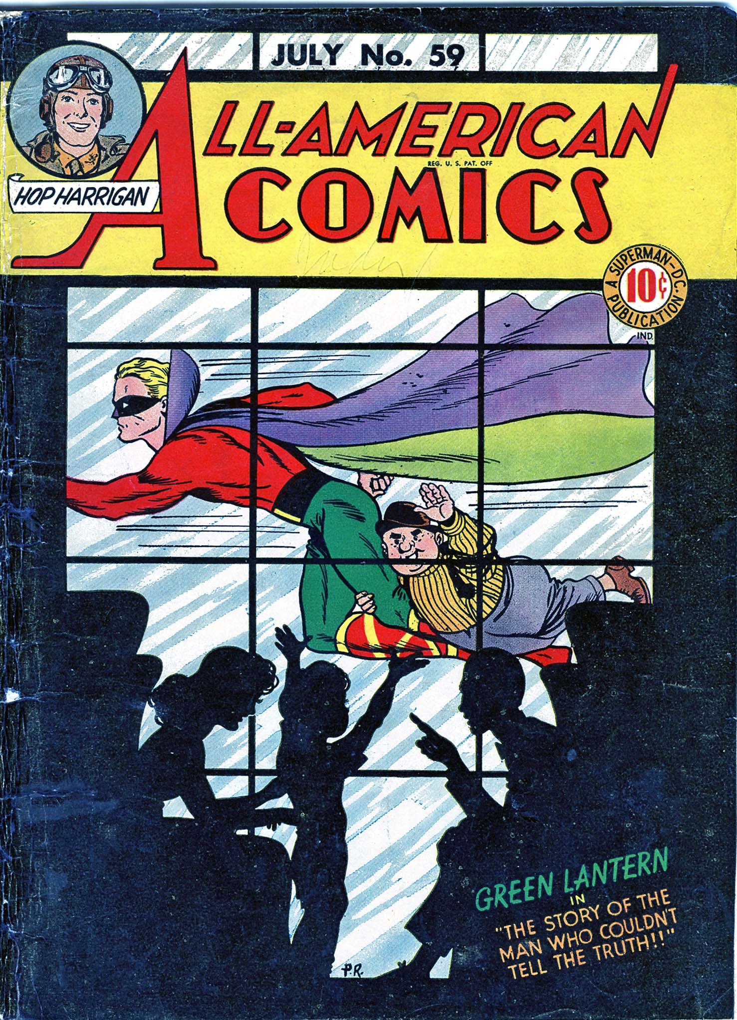 Read online All-American Comics (1939) comic -  Issue #59 - 1