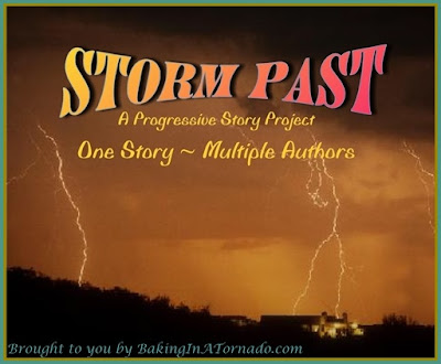 Storm Past, a Progressive Story Project | www.bakinginatornado.com | #story #fiction