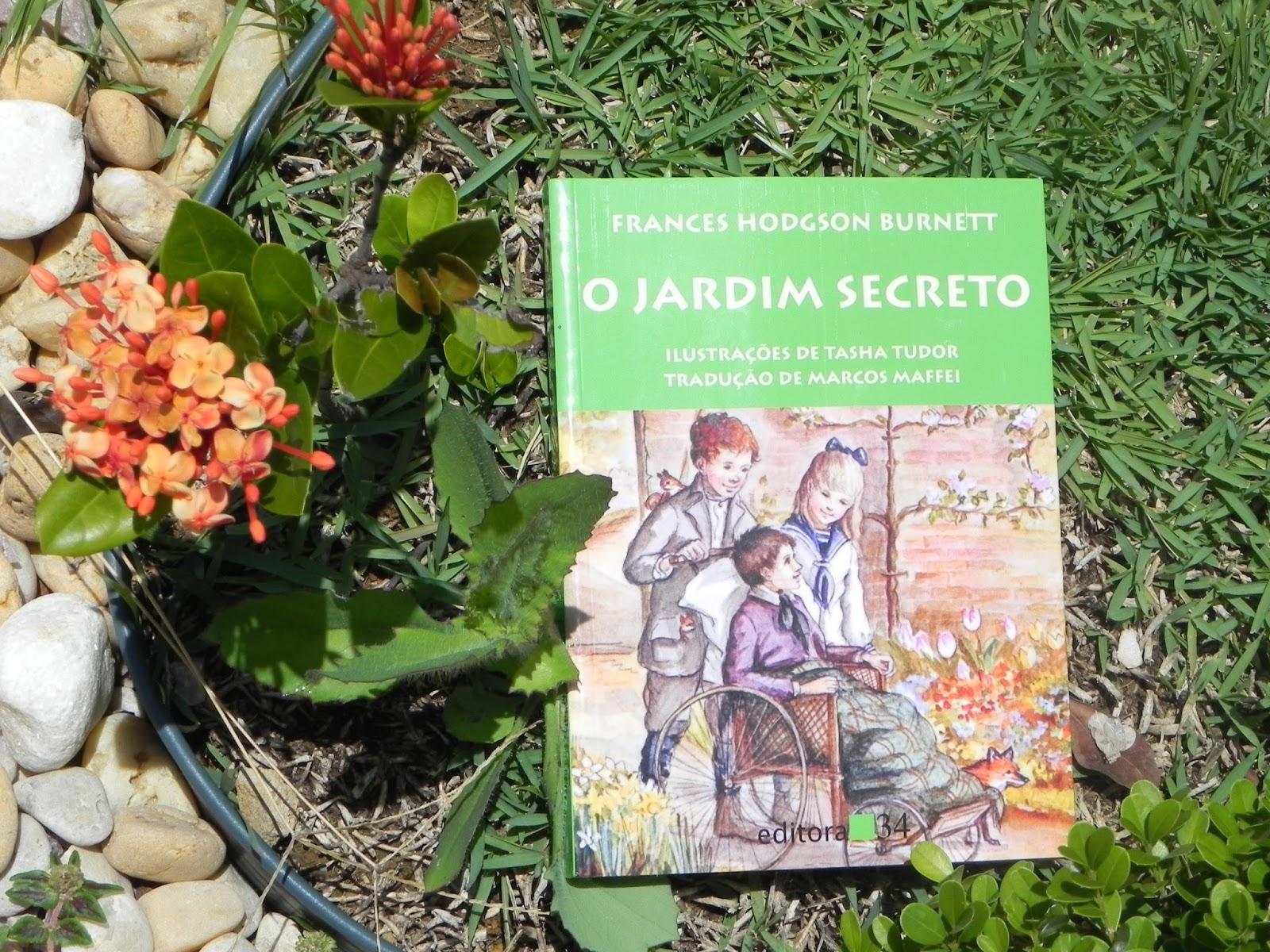 o jardim secreto frances hodgson burnett