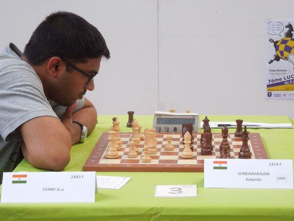 L'indien Stany réalise une norme de Grand-Maître au Lucopen