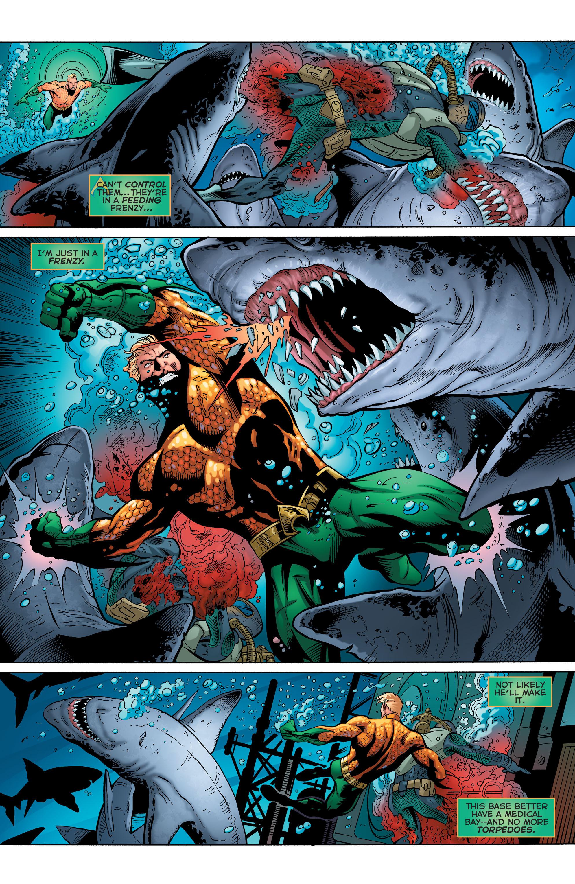 Read online Aquaman (2011) comic -  Issue #28 - 6