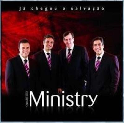 PARTITURAS QUARTETO MINISTRY JÁ CHEGOU A SALVAÇÃO