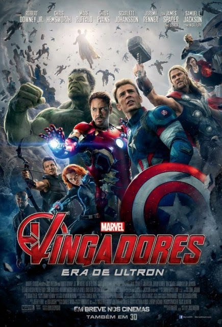 Review - Vingadores: Era de Ultron