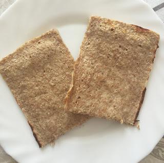 Pan fit de avena. Desayunos de dieta