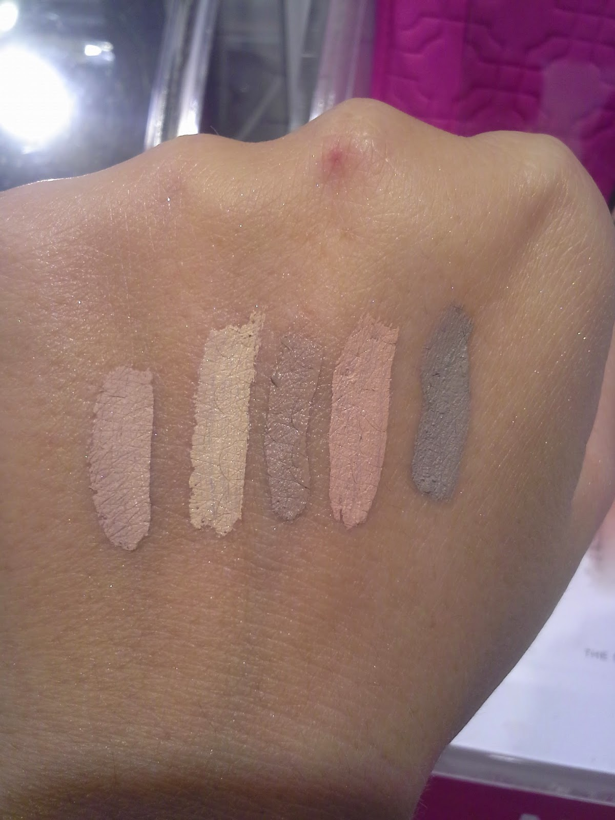 5-in-1 BB Advanced Performance Cream Eyeshadow by bareMinerals #12
