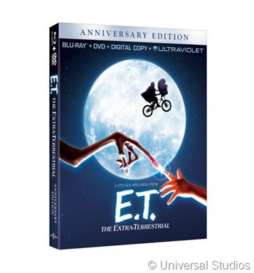 ET DVD