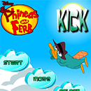Phineas y Ferb Kick Perry juego
