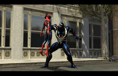 spider-man web of shoadow compressed screesnshots