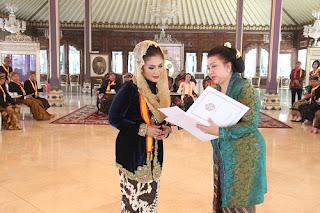 Kraton Surakarta Hadiningrat Beri Gelar Bangsawan Kepada Sejumlah Tokoh