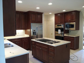 replace fluorescent light kitchen