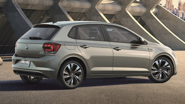 VW Polo MSI Automático 2018