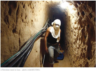 tunnel bombing