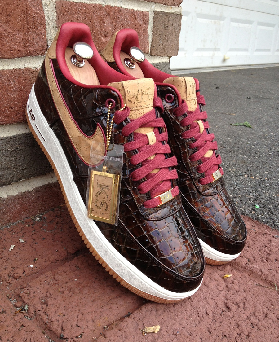 detailed look 538bb 9c7fb 468e8 214eb  italy nike air force 1 high capped off by cork branding.  numeric cues denote kals