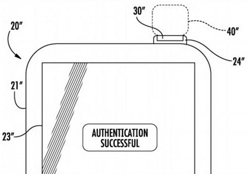 Tinuku.com Apple gets patent for fingerprint power button scanning