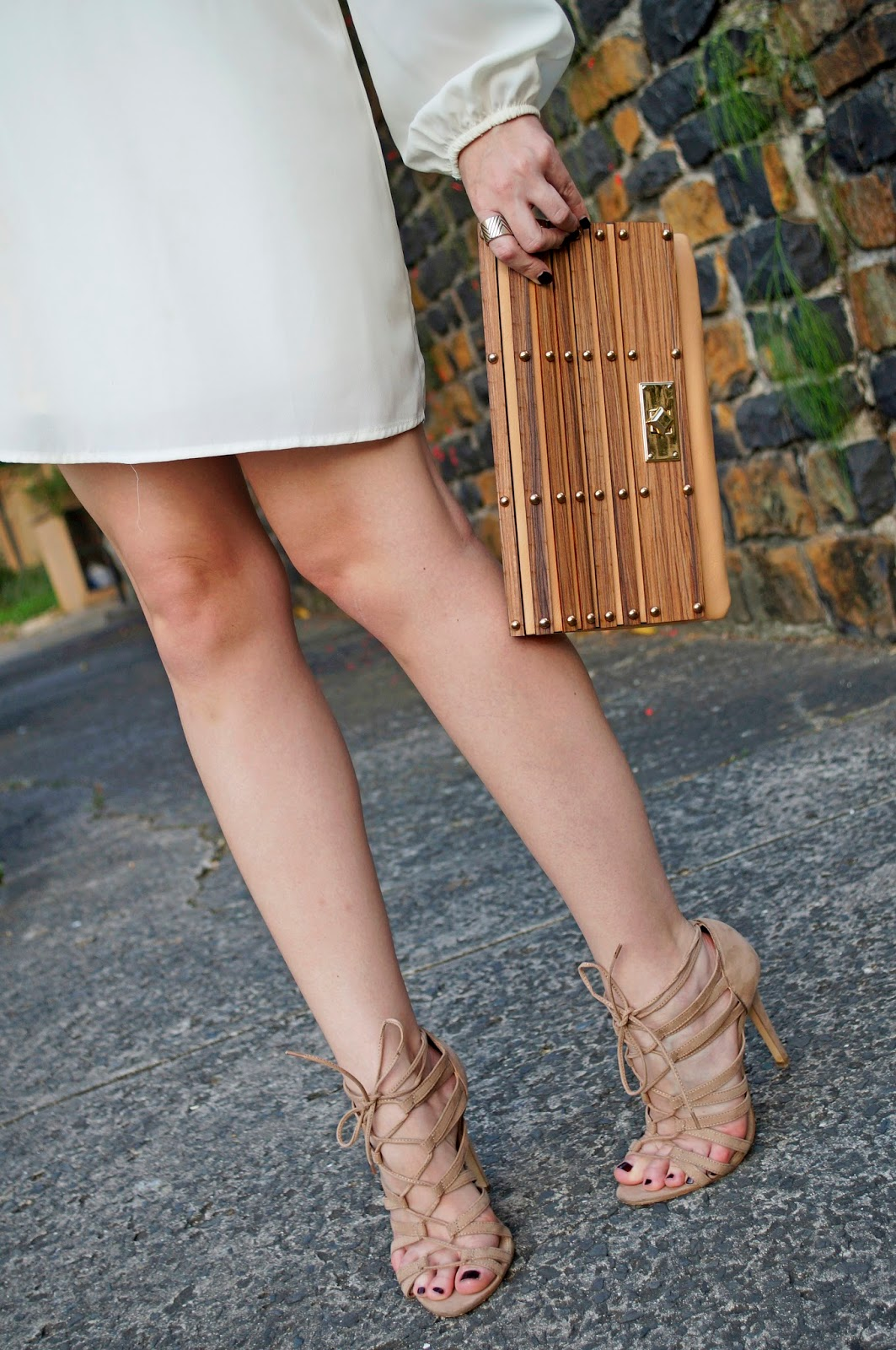 Gorgeous and Affordable Gladiator heels from Forever21
