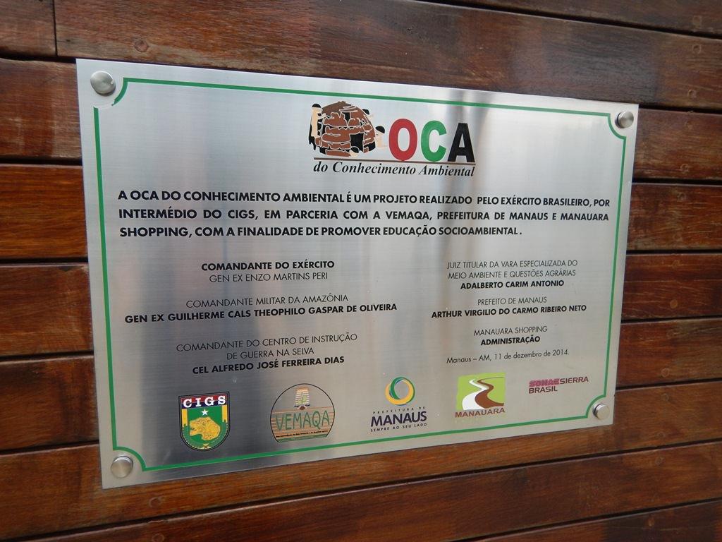 Educação ambiental no CIGS