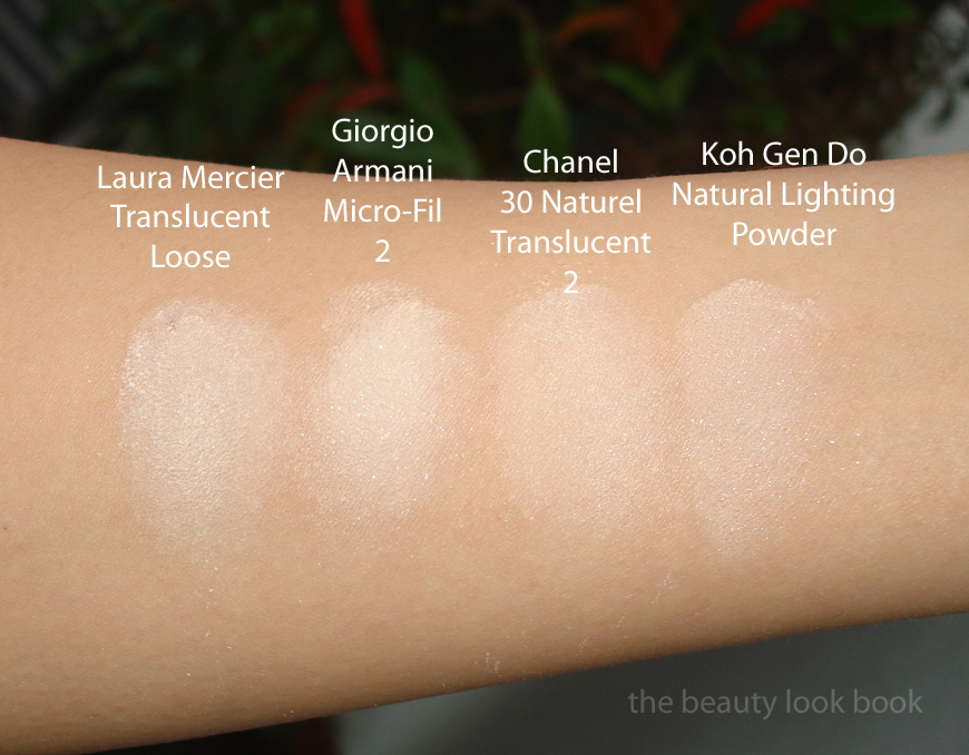 Koh Gen Do Maifanshi Natural Lighting Powder The Beauty