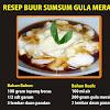 Resep dan Cara Membuat Bubur Sumsum