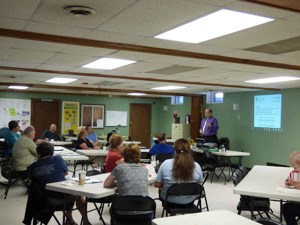 Creating A Cohesive Candidate Message Workshop-Thurs Sept 1st 6:30- 8:15 PM