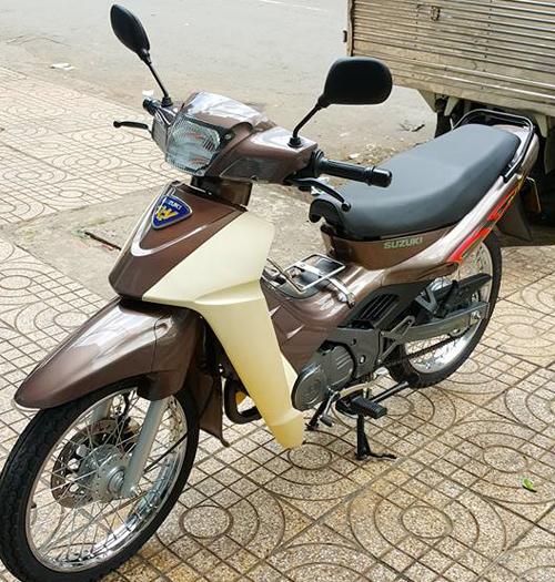 Xipo 120 - ngắm su xipo đời 1999 zin màu cực lạ ở Sài Gòn