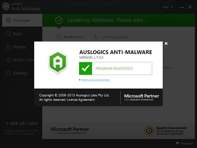 auslogics anti-malware 2016 license key