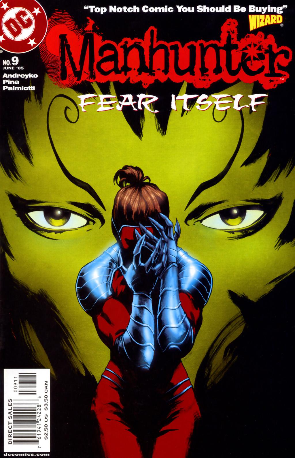 Manhunter (2004) issue 9 - Page 1