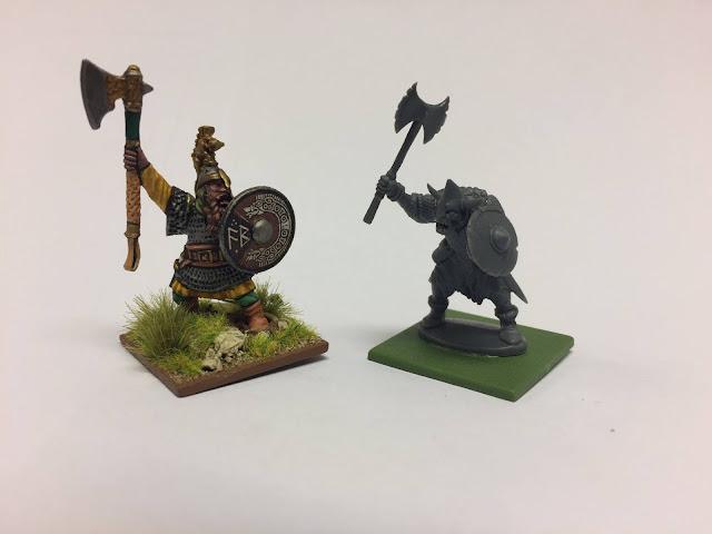Northstar Miniatures: New Oathmark Goblins Sprues Preview