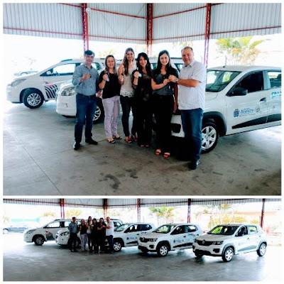 Prefeitura de Registro-SP adquire 5 novos carros e fortalece frota dos veículos da Saúde