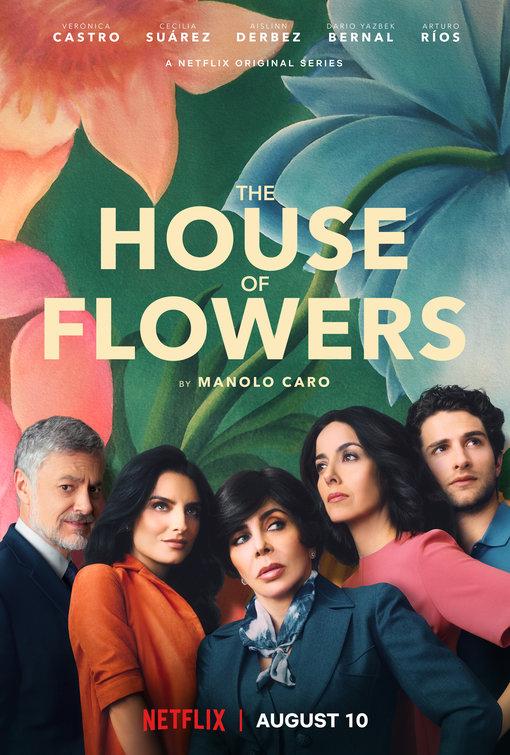 Yonomeaburro Opinion La Casa De Las Flores Netflix Con Veronica