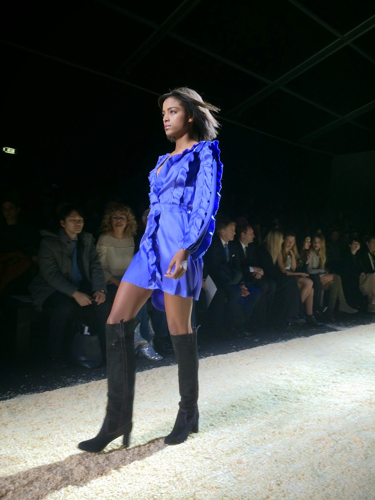 best authentic 03f0f 0876c A dream called fashion : MFW day 3: Kristina Ti fashion show