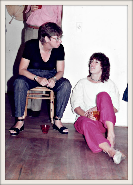 Kim, and Margaret Shellada (Butz)