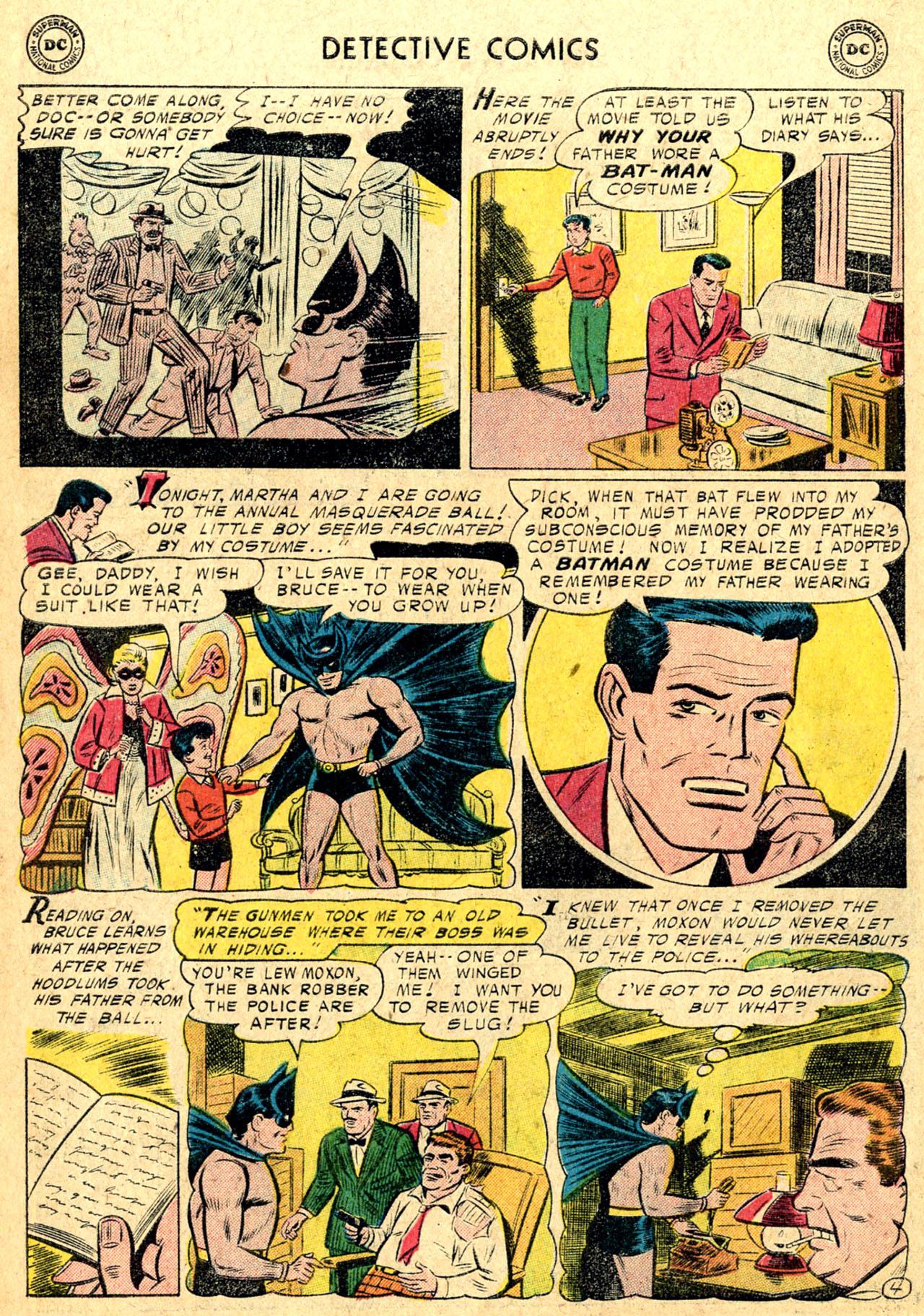 Read online Detective Comics (1937) comic -  Issue #235 - 6