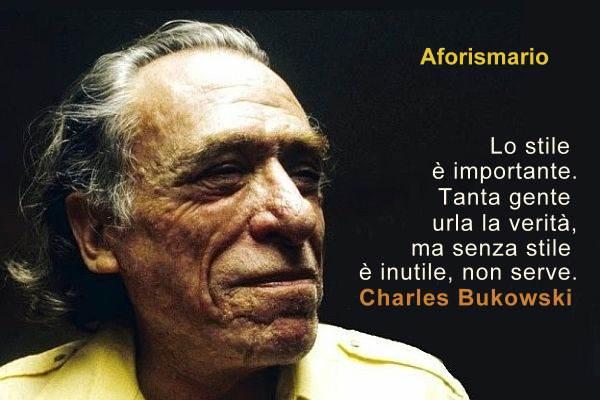 Aforismario Le Frasi Più Belle Di Charles Bukowski Tratte