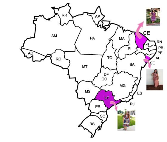 Projeto: Blogueiras do Brasil  | Março