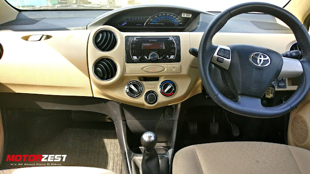 Toyota Etios Platinum Review