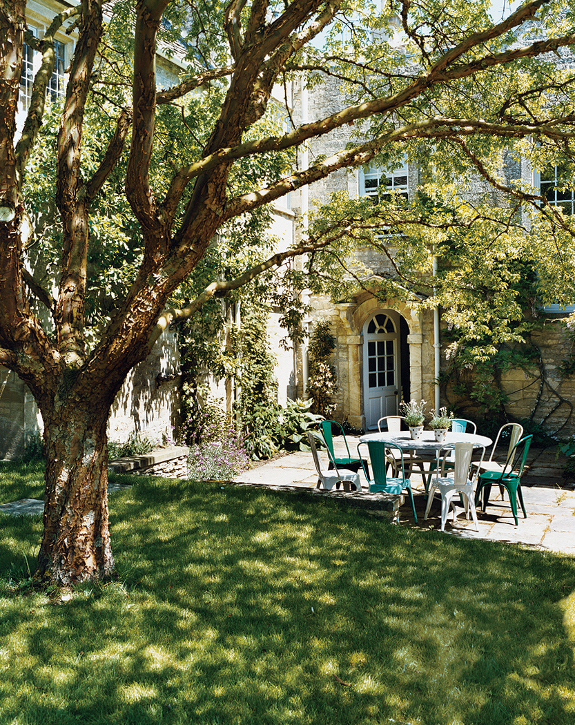 French Country Garden Decorating