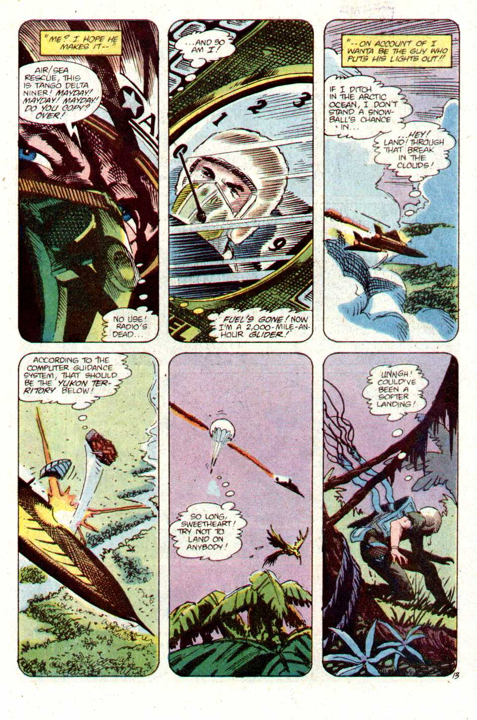 Read online Secret Origins (1986) comic -  Issue #16 - 16