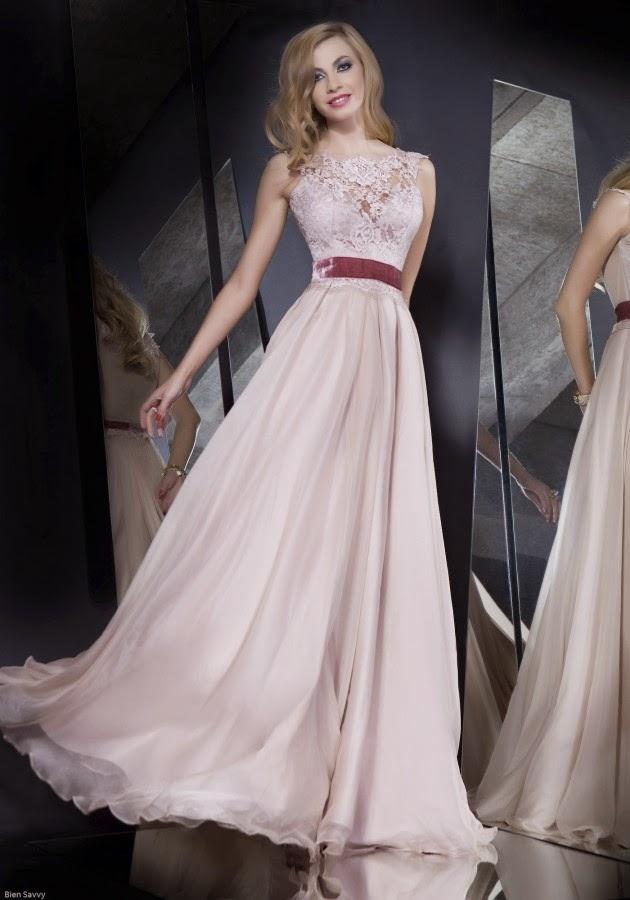 Vestidos de noche bonitos y elegantes